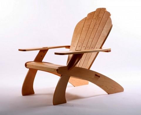 Кресло деревянное своими руками чертежи