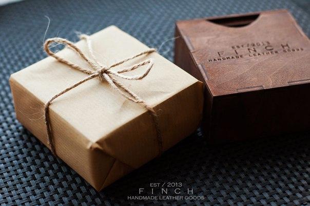 15 крутых идей для упаковки подарка Коробочки из бумаги 43