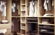 Модульные гардеробные системы