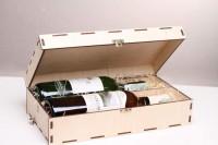 Оригинальные деревянные коробки для настоящих подарков