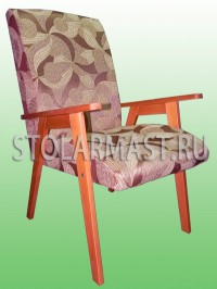 """Мягкое кресло для дачи, """"Дачное"""""""