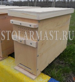 Рамконос на 5 рамок для пчёл