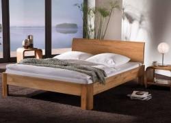 Немного о кроватях из массива.