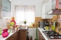 Как выбрать кухонный гарнитур для маленькой кухни