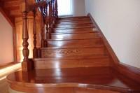 Ошибки при конструировании и эксплуатации деревянных лестниц