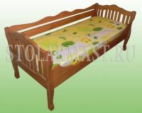 Кровать подростковая из массива
