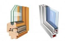 Чем деревянные окна лучше металлопластиковых?
