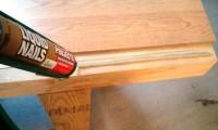 Жидкие гвозди в строительныъ работах