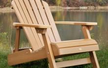 Кресло Адирондак - история возникновения гениального мебельного творения