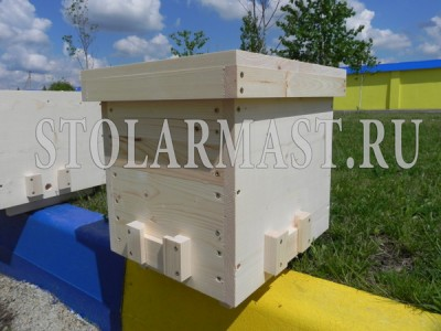 Нуклеус для пчёл, вариант конструкции №1