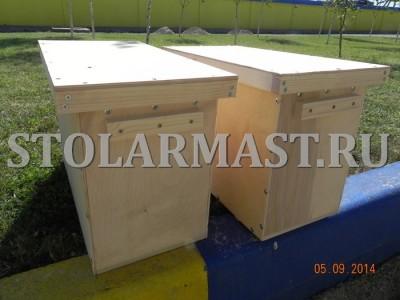 Роевня-ящик для пчёл